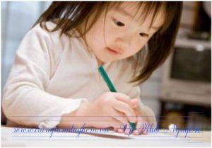 Tập viết và luyện chính tả cho bé
