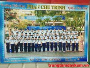 Quận Tân Phú tuyển sinh lớp 6 theo nguyện vọng